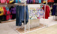 Торговое оборудование РАДУГА для детского магазина OLDOS KIDS Каширская Плаза Фото 17
