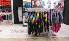 Торговое оборудование РАДУГА для детского магазина OLDOS KIDS Каширская Плаза Фото 18
