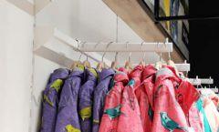 Торговое оборудование РАДУГА для детского магазина OLDOS KIDS Каширская Плаза Фото 28