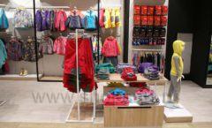 Торговое оборудование РАДУГА для детского магазина OLDOS KIDS Красный Кит Фото 18