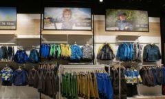 Торговое оборудование РАДУГА для детского магазина OLDOS KIDS Красный Кит Фото 25