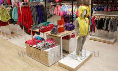 Торговое оборудование РАДУГА для детского магазина OLDOS KIDS Красный Кит Фото 29