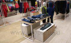 Торговое оборудование РАДУГА для детского магазина OLDOS KIDS Красный Кит Фото 35