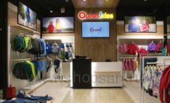 Торговое оборудование РАДУГА для детского магазина OLDOS KIDS Красный Кит Фото 38