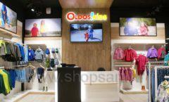 Торговое оборудование РАДУГА для детского магазина OLDOS KIDS Красный Кит Фото 40