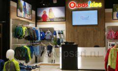Торговое оборудование РАДУГА для детского магазина OLDOS KIDS Красный Кит Фото 41