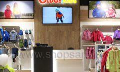 Торговое оборудование РАДУГА для детского магазина OLDOS KIDS Красный Кит Фото 42