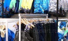 Торговое оборудование РАДУГА для детского магазина OLDOS KIDS Красный Кит Фото 45