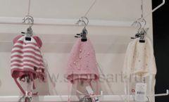 Торговое оборудование РАДУГА для детского магазина OLDOS KIDS Красный Кит Фото 47