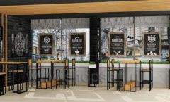 Дизайн интерьера для кафе баров ресторанов мебель ЛОФТ Дизайн 04