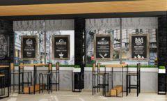 Дизайн интерьера для кафе баров ресторанов мебель ЛОФТ Дизайн 06