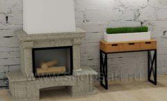 Дизайн интерьера для кафе баров ресторанов мебель ЛОФТ Дизайн 11