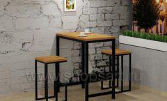 Дизайн интерьера для кафе баров ресторанов мебель ЛОФТ Дизайн 14
