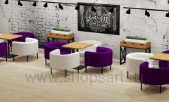 Дизайн интерьера для кафе баров ресторанов мебель ЛОФТ Дизайн 20