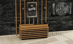 Дизайн интерьера для кафе баров ресторанов мебель ЛОФТ Дизайн 24