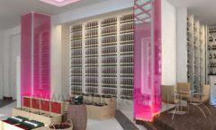 Дизайн интерьера бара в винотеки Дизайн 07