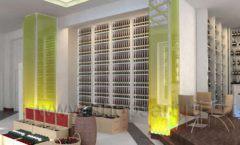 Дизайн интерьера бара в винотеки Дизайн 09