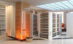 Дизайн интерьера бара в винотеки Дизайн 11