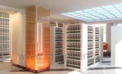 Дизайн интерьера кафе в винотеки Дизайн 6