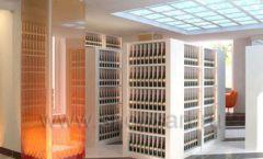 Дизайн интерьера кафе в винотеки Дизайн 7