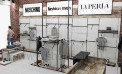 Дизайн интерьера магазина одежды коллекция ЛОФТ Дизайн 11