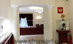 Торговое оборудование для ювелирного магазина Октябрь Большой зал Фото 07