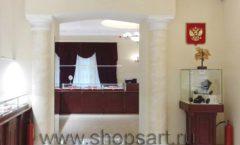 Торговое оборудование для ювелирного магазина Октябрь Большой зал Фото 09
