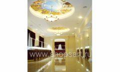 Торговое оборудование для ювелирного магазина Октябрь Большой зал Фото 10