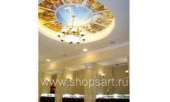 Торговое оборудование для ювелирного магазина Октябрь Большой зал Фото 12