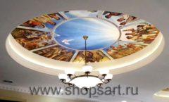 Световое оборудование для ювелирного магазина Октябрь Большой зал Фото 15