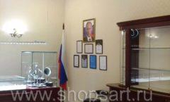 Торговое оборудование для ювелирного магазина Октябрь VIP зал Фото 30