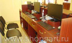 Торговое оборудование для ювелирного магазина Октябрь VIP зал Фото 37