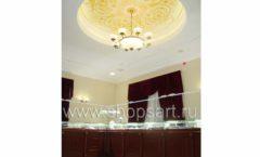Торговое оборудование для ювелирного магазина Октябрь VIP зал Фото 38