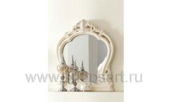 Зеркало Вилла настенное для свадебного салона