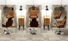 Дизайн интерьера для салонов красоты парикмахерских барбершопов мебель ЛОФТ Дизайн 08