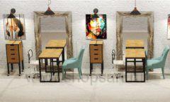 Дизайн интерьера для салонов красоты парикмахерских барбершопов мебель ЛОФТ Дизайн 09
