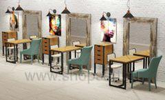 Дизайн интерьера для салонов красоты парикмахерских барбершопов мебель ЛОФТ Дизайн 11
