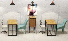 Дизайн интерьера для салонов красоты парикмахерских барбершопов мебель ЛОФТ Дизайн 17