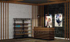 Дизайн интерьера 2 для салонов красоты парикмахерских барбершопов мебель ЛОФТ Дизайн 1