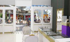 Дизайн интерьера ювелирного магазина Золотой имидж ТЦ Капитолий СОВРЕМЕННЫЙ СТИЛЬ Дизайн 11