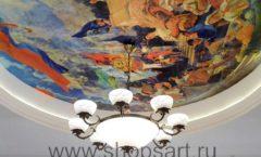 Световое оборудование для ювелирного магазина Октябрь Большой зал Москва КОРИЧНЕВАЯ КЛАССИКА Фото 18