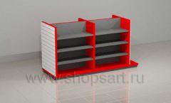 Мебель для автотоваров стеллаж островной мебель для автосалона автотоваров автозапчастей