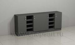 Тумба шкаф для документов мебель для автосалона автотоваров автозапчастей