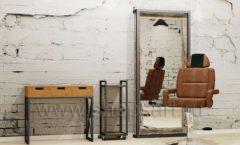 Комплект мебели для салона красоты мебель для салонов красоты парикмахерских барбершопов Лофт