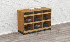 Комод с выдвижными ящиками мебель для салонов красоты парикмахерских барбершопов Лофт