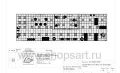Дизайн проект автосервиса Шинсервис Лист 06