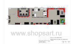 Дизайн проект автосервиса Шинсервис Лист 09