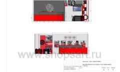 Дизайн проект автосервиса Шинсервис Лист 16