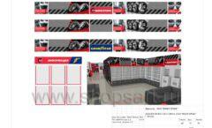 Дизайн проект автосервиса Шинсервис Лист 22