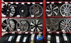 Мебель для автотоваров автосервиса ШИНСЕРВИС Фото 06